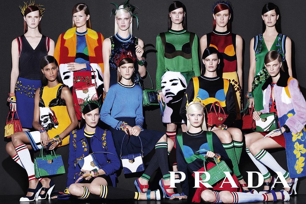 Prada Spring 2014