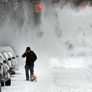 Winter Storm Hercules 2014 | Pictures