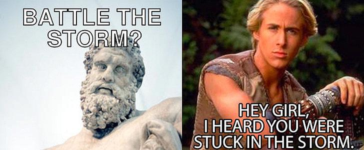 The Most Brr-illiant Hercules Snowstorm Memes