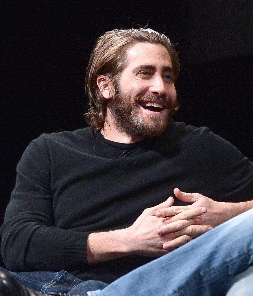 jake gyllenhaal beard - photo #23