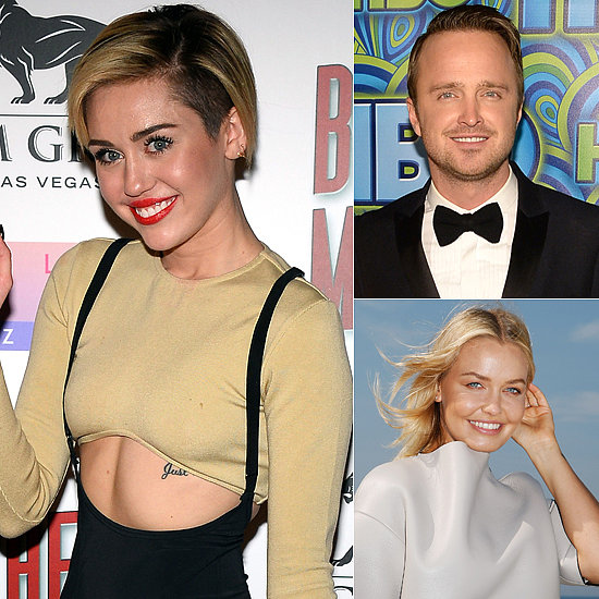 Funny Celebrity Tweets: Miley Cyrus, Aaron Paul, Lara Bingle