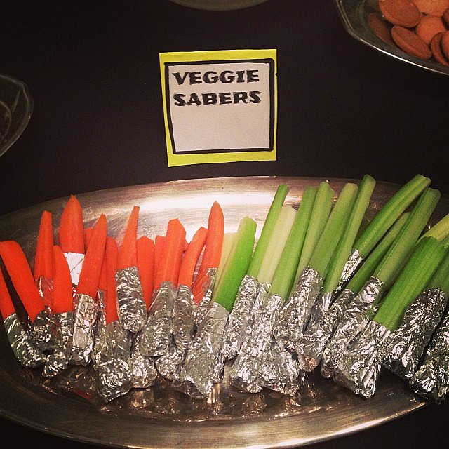1. The Genius Who Thought of Veggie Sabers