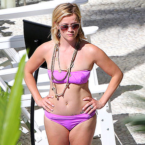 Reese Witherspoon in a Bikini in Hawaii