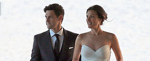 Newly-Married Justin Bartha and Lia Smith Are Expecting!