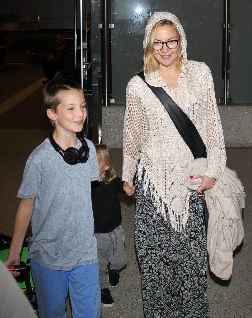 Kate Hudson's son with Chris Robinson, Ryder, is turning ...