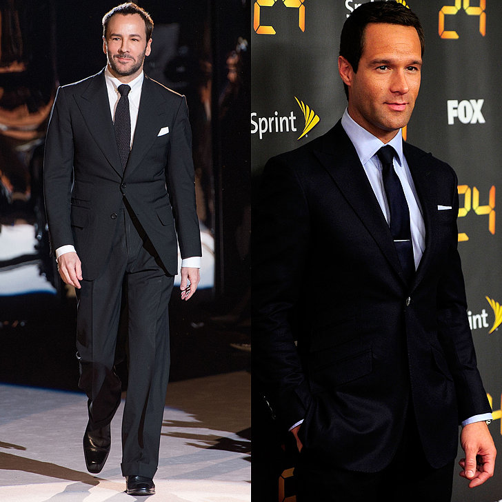 Tom Ford Played by Chris Diamantopoulos