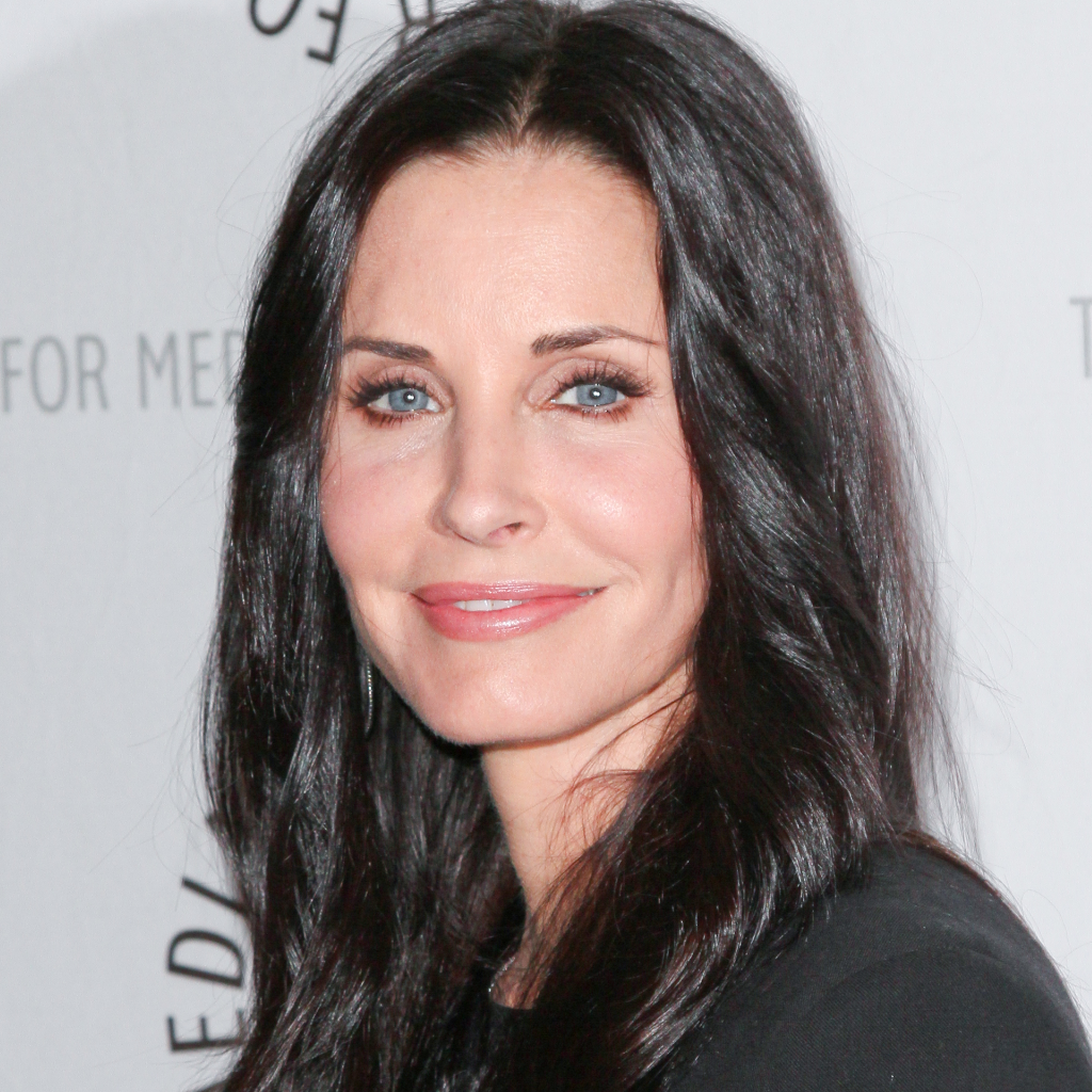 courteney cox daughter
