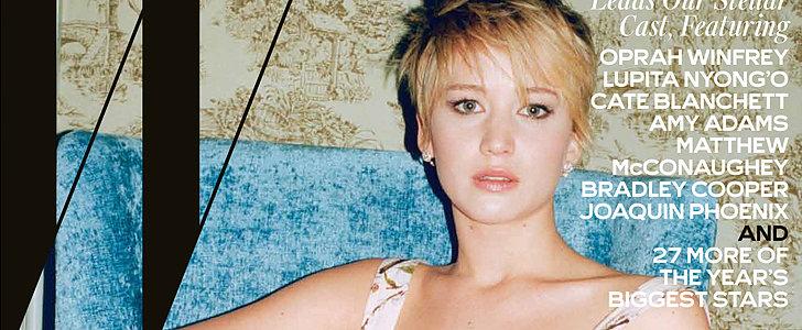Jennifer Lawrence Finally Explains How She Fell in Dior