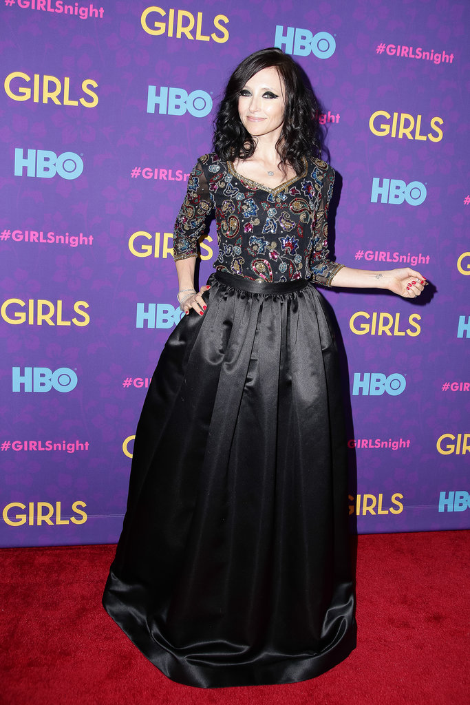 Stacey Bendet at the Girls premiere.