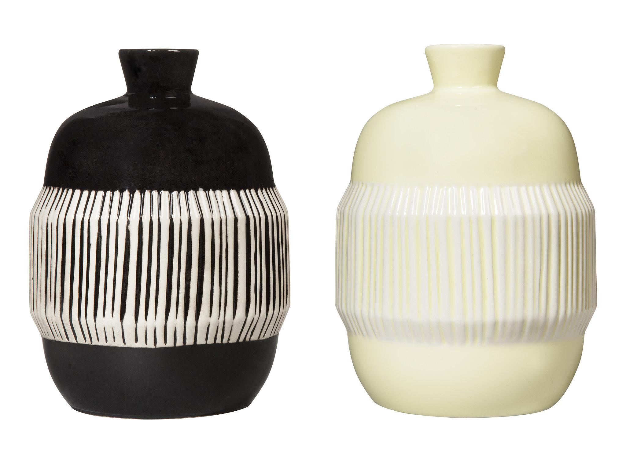 Stoneware Vases ($18 each)