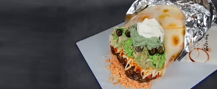 This Is Not a Burrito, Folks