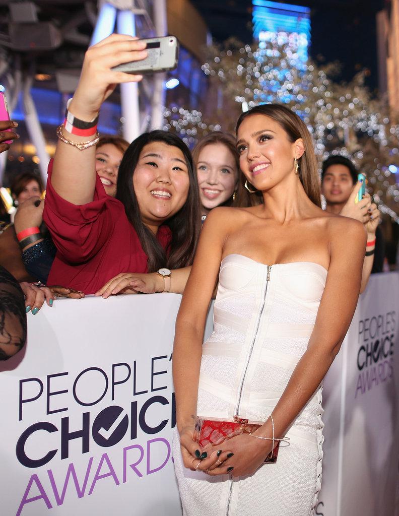 Celebrities Taking Selfies | Pictures | POPSUGAR Celebrity