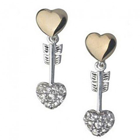 London Earrings Arrow Of Love