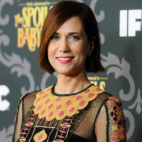 Kristen Wiig Valentino Dress at Spoils of Babylon Premiere
