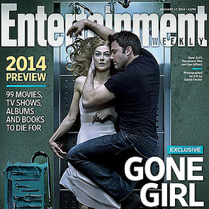 Gone Girl's Entertainment Weekly Cover
