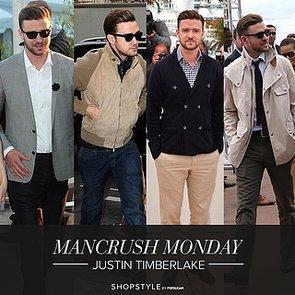 Justin Timberlake's Style For Man Crush Monday | Shopping
