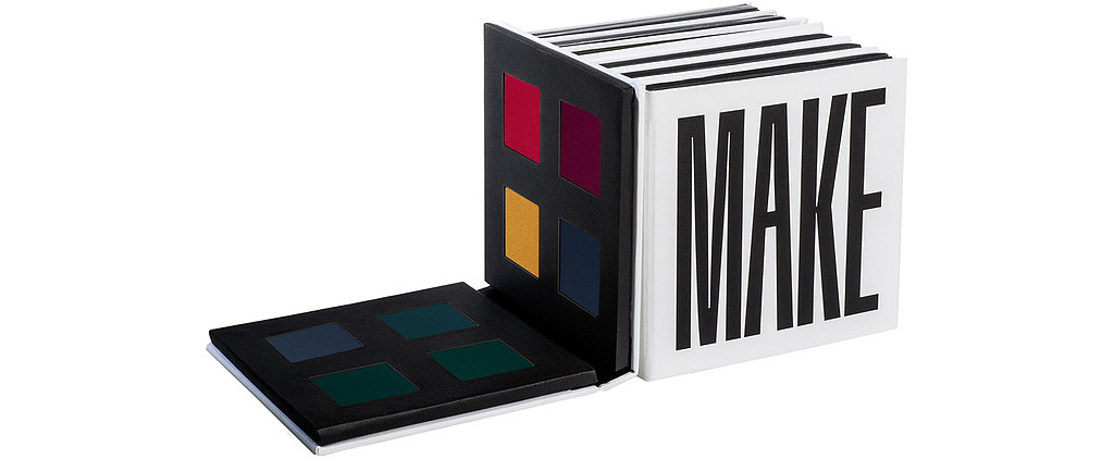 Channel Your Inner Artist With This Edgy, Bold Makeup Palette