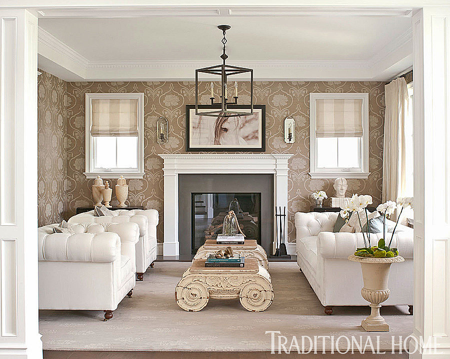 A Few Chic Ideas To Steal from Giuliana and Bill Rancic's Home.