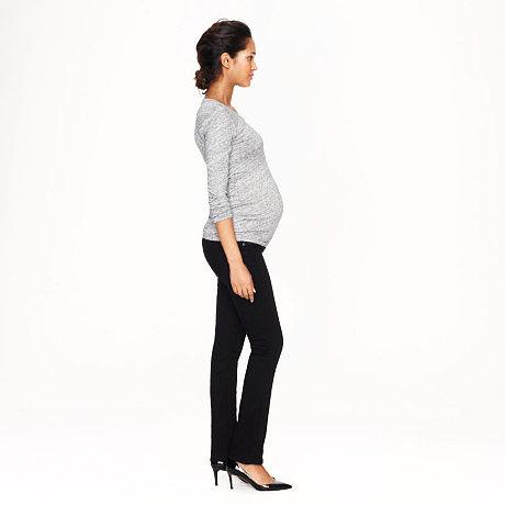 J.Crew Introduces Maternity Jeans