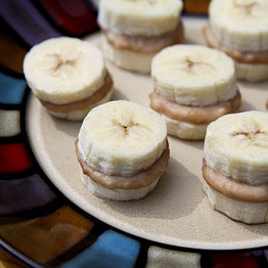 Frozen Banana and Peanut Butter Recipe