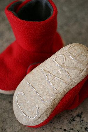 Make Kids' Slippers Slip-Proof