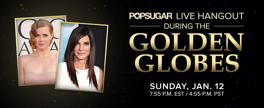Hangout With Us During the Golden Globes!