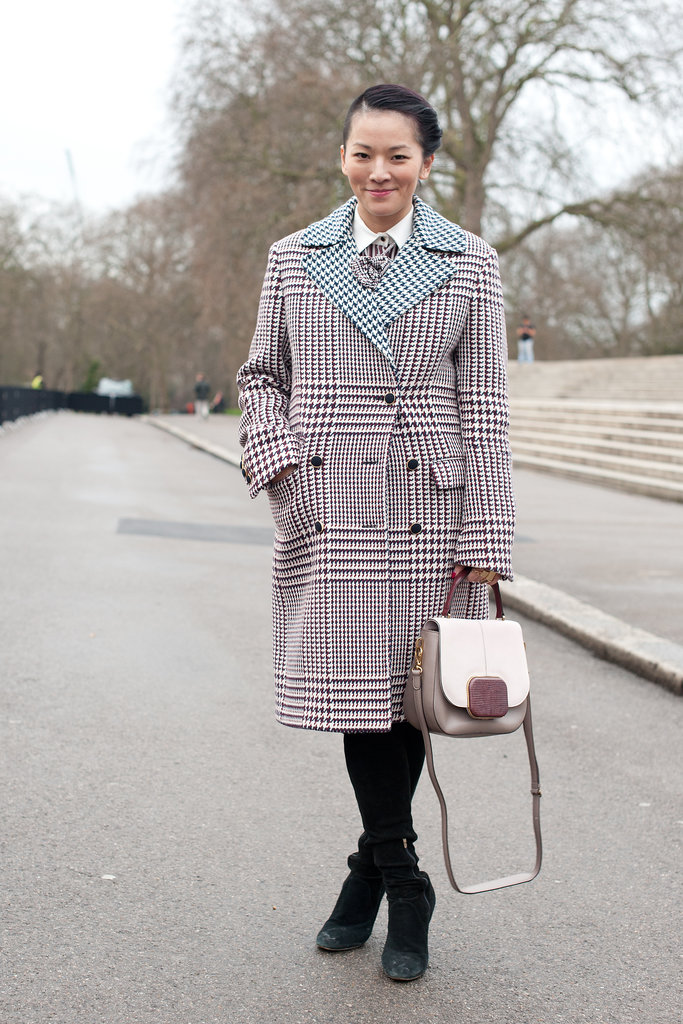 The smartest kind of layering? A well-cut overcoat.
