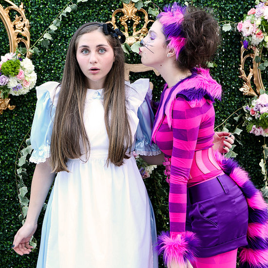 An Alice in Wonderland Sweet 16 Party