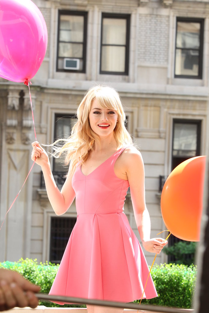 How cute is Emma Stone in these new ads for Revlon? All of our Facebook fans agree that this is one commercial we can't wait to see.