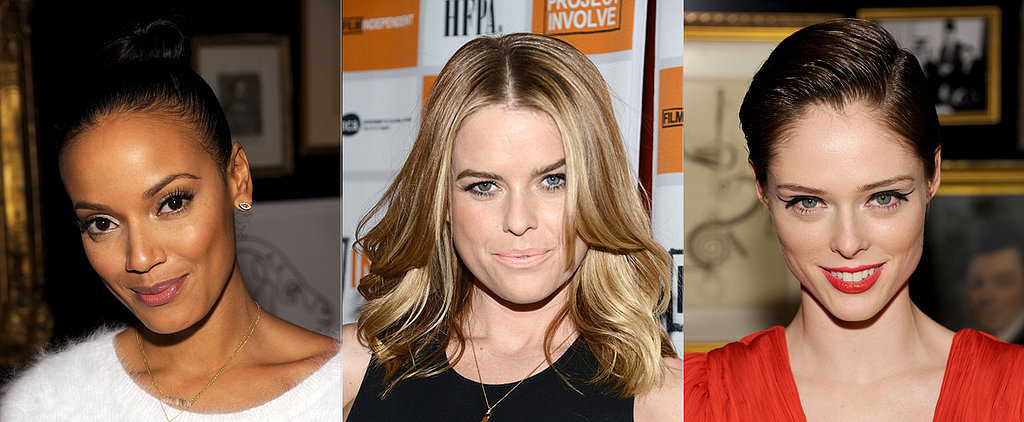 Get Your Celebrity Beauty Fix Ahead of the Golden Globes