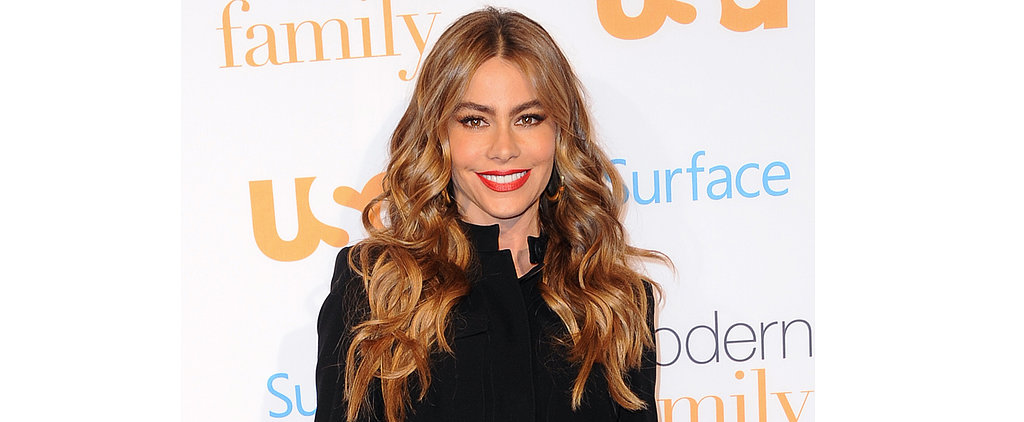 Sofia Vergara Isn't Afraid to Touch Up Her Own Makeup