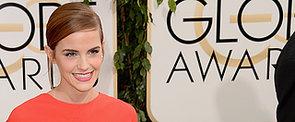 2014 Golden Globes: Emma Watson
