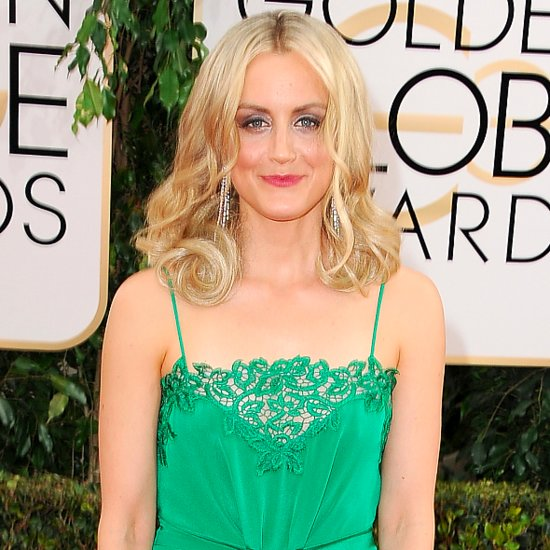Taylor Schilling at the Golden Globes 2014