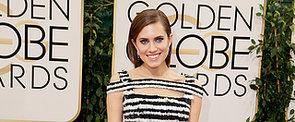 2014 Golden Globes: Allison Williams