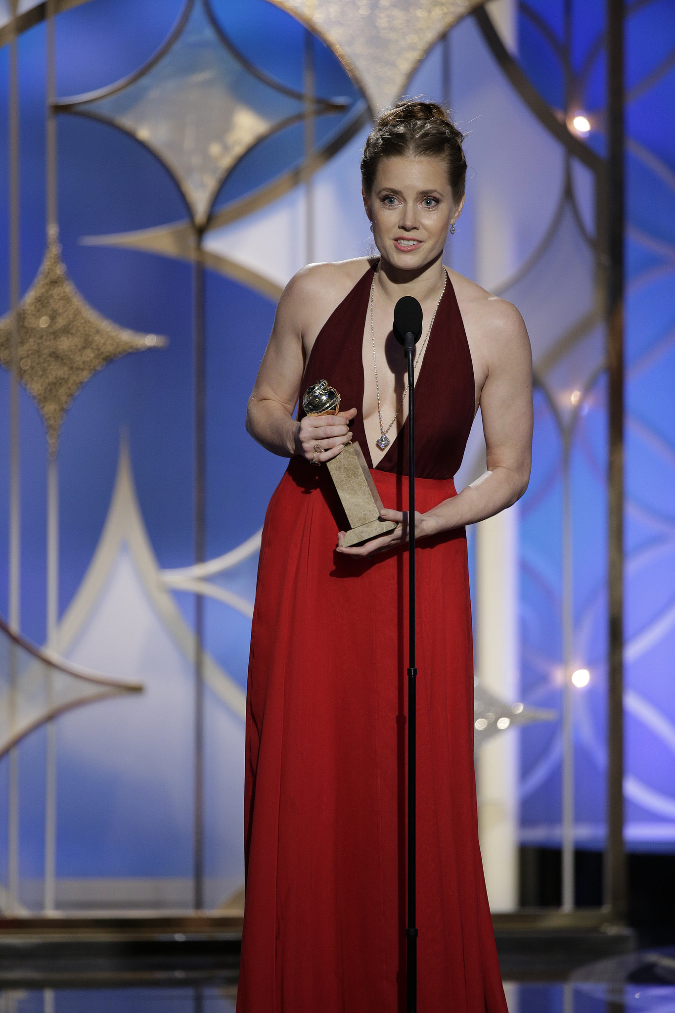 Best Actress, Musical or Comedy
