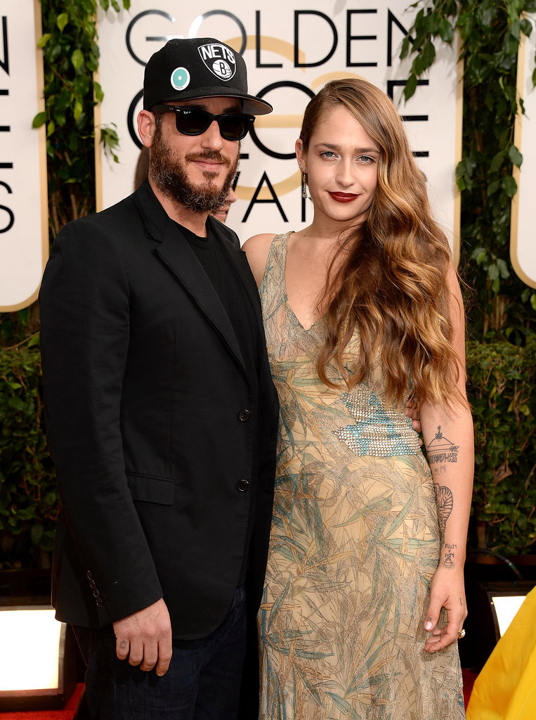 jemima kirke and her husband michael mosberg attended
