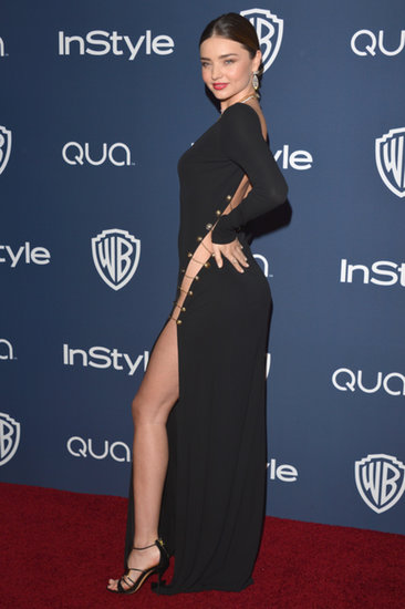 Party Over Here! Stars Let Loose With InStyle After the Golden Globes