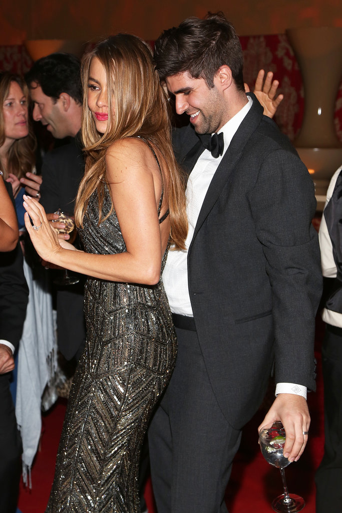 Sofia Vergara danced with Jesse Tyler Ferguson's husband, Justin Mikita.