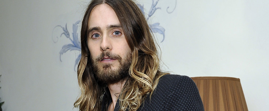"Jared Leto's Stylist Calls His Hair Color ""Hommebré"""