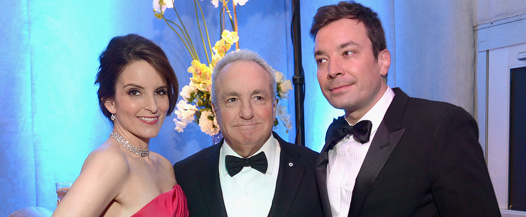 How the Golden Globes Turned Into an SNL Reunion