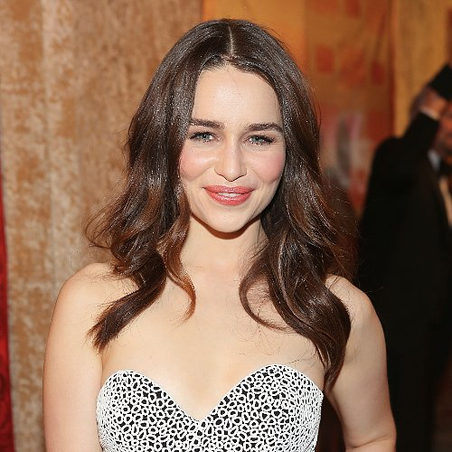 Emilia Clarke Hair and Makeup How-To | Golden Globes 2014