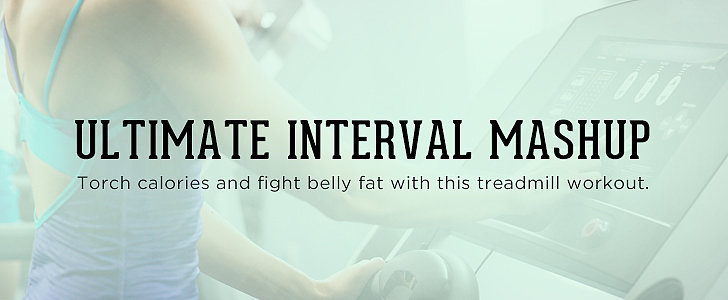 Printable Workout: Fat-Fry Interval Mashup Treadmill Run