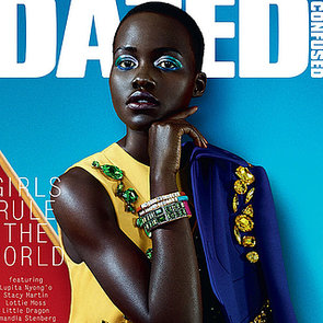 Lupita Nyong'o Dazed and Confused Magazine Cover