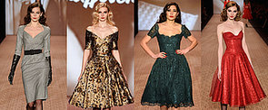 Retro Fashion Fans, You're Going to Love Lena Hoschek