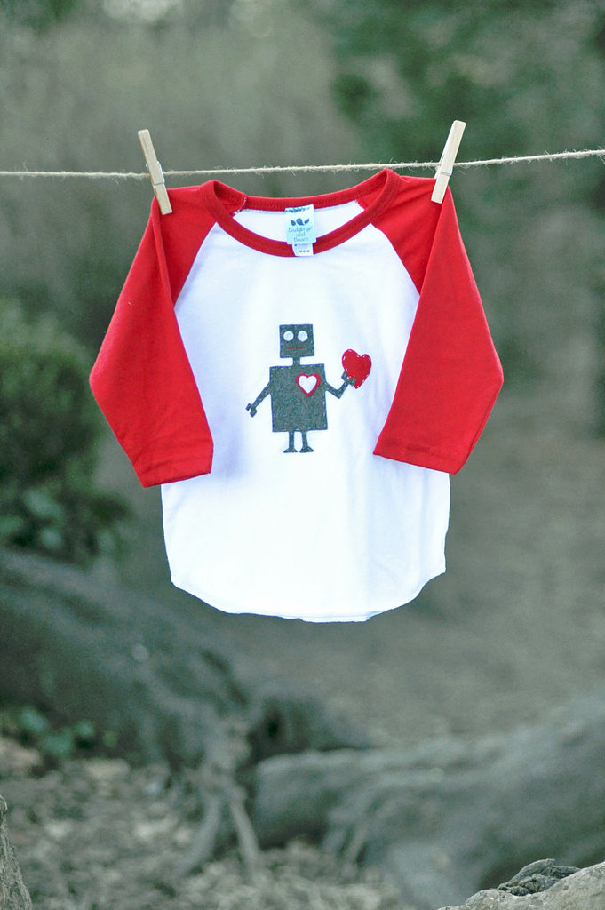 Robot Love T-Shirt
