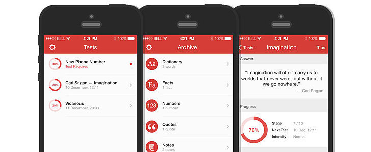 Repeat After Me: The App That'll Boost Brain Memory