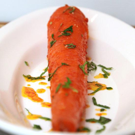 Carrot-Juice-Braised Carrot Recipe