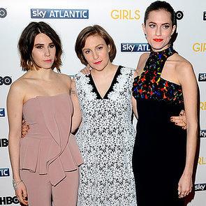 Girls Season Three London Premiere