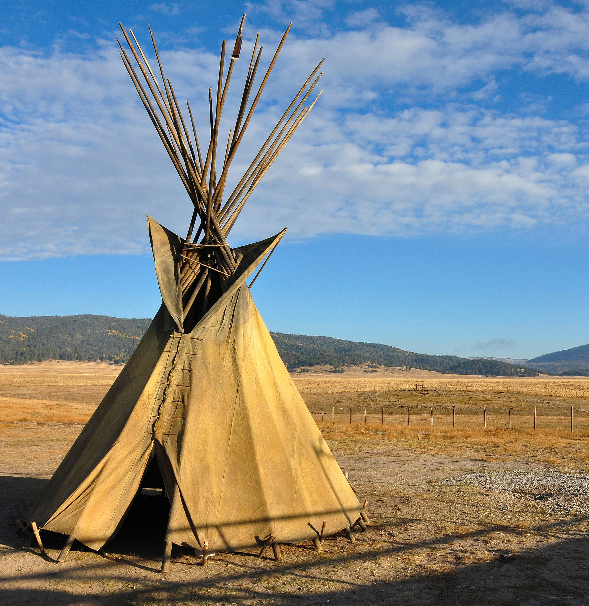 Spend A Night In A Teepee 100 Things To Do Before You