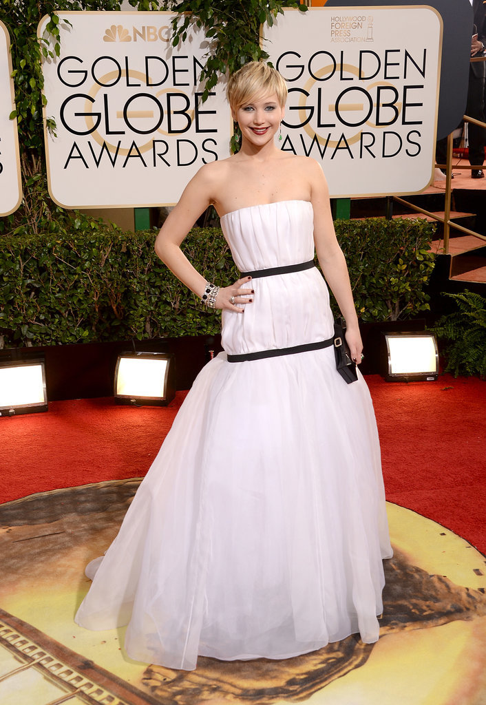 Actress in a Supporting Role Nominee: Jennifer Lawrence